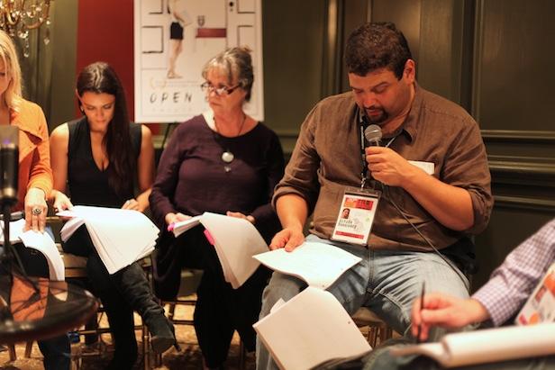 Writer Alvaro Rodriguez (Machete) Narrating Grand Prize Winning Scripts