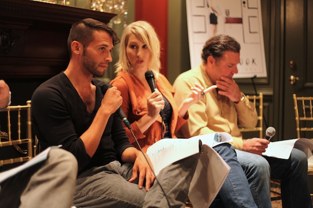 Professional Actors Reading Grand Prize Winning Short,