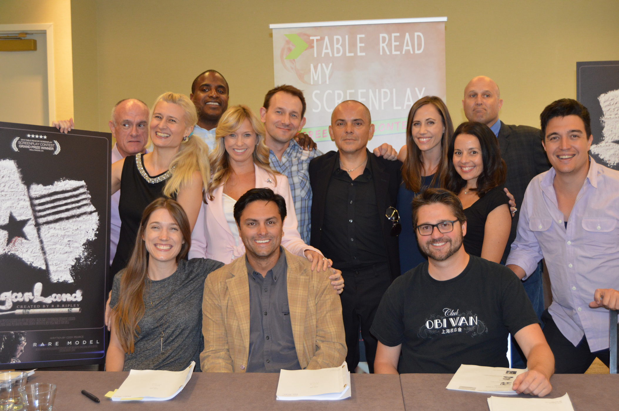 Table Read Hollywood